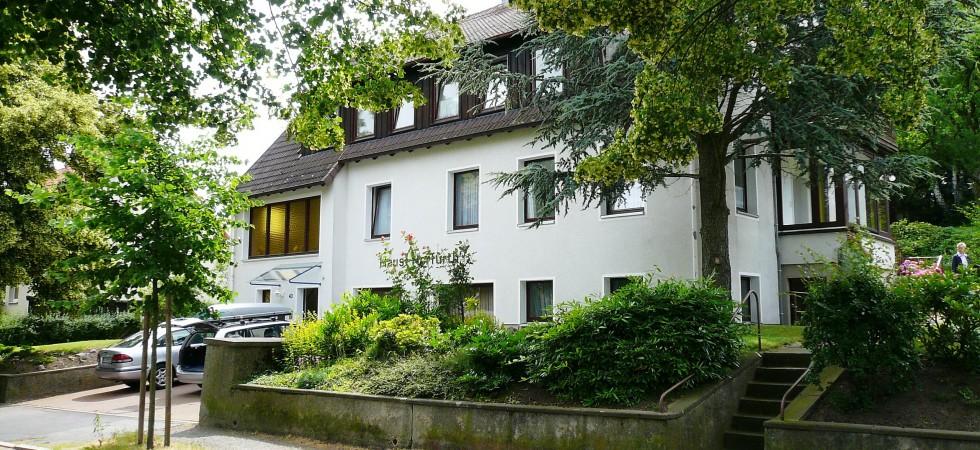 Haus Herfurth – Außenansicht